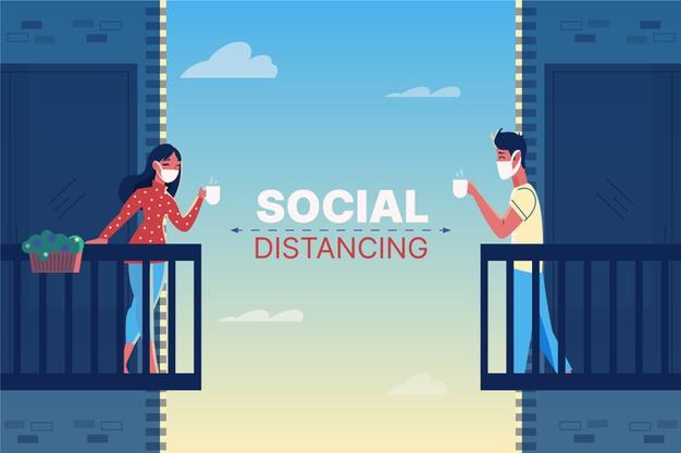 Distanciation sociale : la contrer